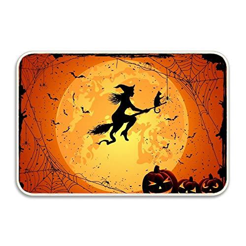 Btsyera Halloween in Fairy Tales Entrance Doormat Friends Tv Show Card Indoor/Outdoor Decor Rug Doormat Inch Non-Slip Home Decor -
