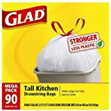 Clorox The 78536 Tall Kitchen Garbage