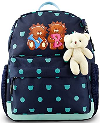 Toddler Kids Backpack for Boys and Girls, Children Preschool Little Bookbag | by LionBalance