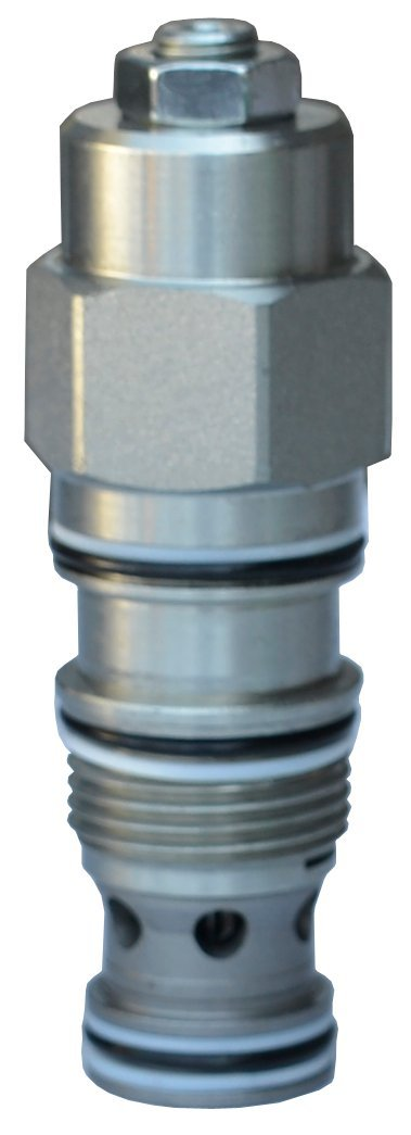 Counter Balance Valve Comparable Replacement to Sun Hydraulics CBEH-LKN