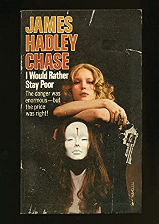 book cover of I Would Rather Stay Poor