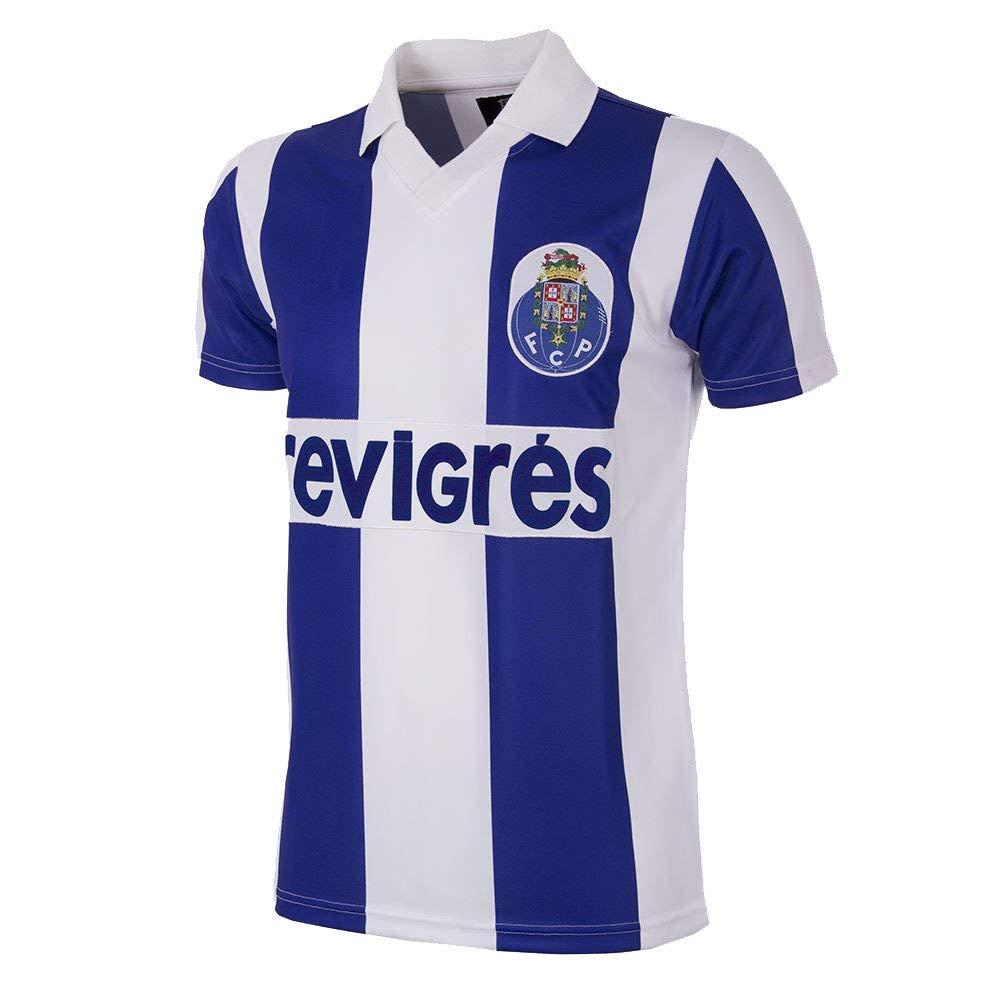 Copa 86-87 FC Porto Retro Trikot