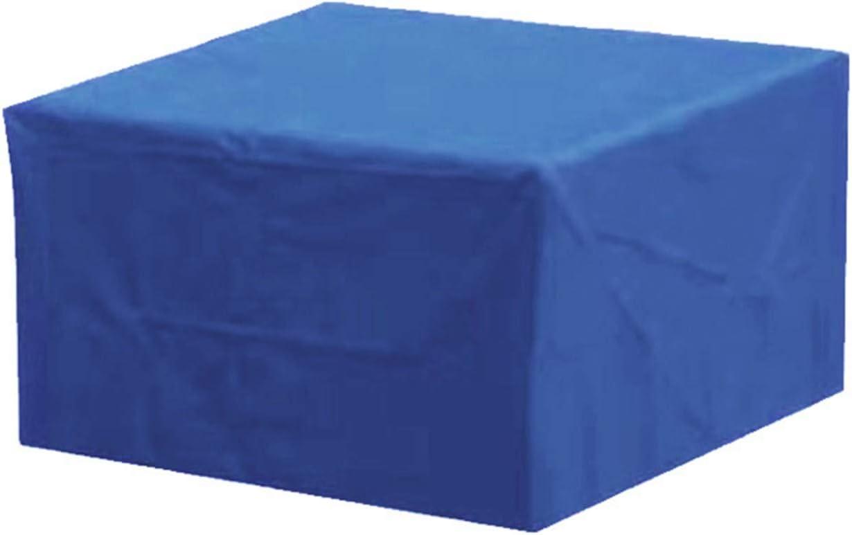 IJNBHU Funda Muebles Jardin Impermeable, Funda Muebles Exterior Oxford,Anti-UV, Resitente al Polvo, Jardín Funda de Muebles de Polyester Resistente Protectora Muebles 210 * 140 * 70cm