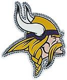 Siskiyou NFL Minnesota Vikings Vinyl Bling Decals, Large