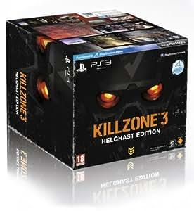 Sony Killzone 3 Helghast Edition - Juego (PS3)