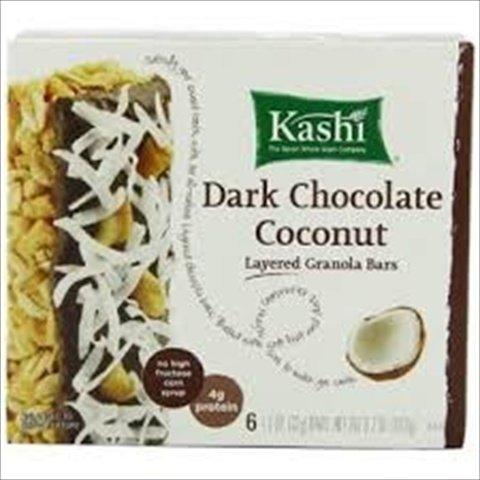Dark Chocolate Coconut Granola Bar 6.70 Ounces (Case of 12) Review