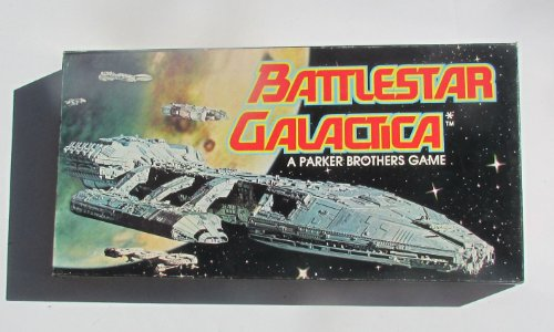 battlestar galactica the board game video - 1