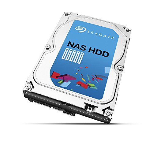 (Old Model) Seagate 2TB NAS HDD SATA 6Gb/s 64MB Cache 3.5-Inch Internal Bare Drive (ST2000VN000)