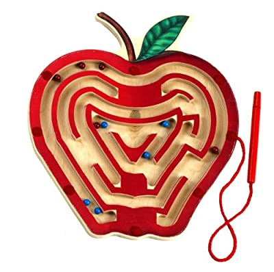 Magnetic Apple Maze from Anatex Toys