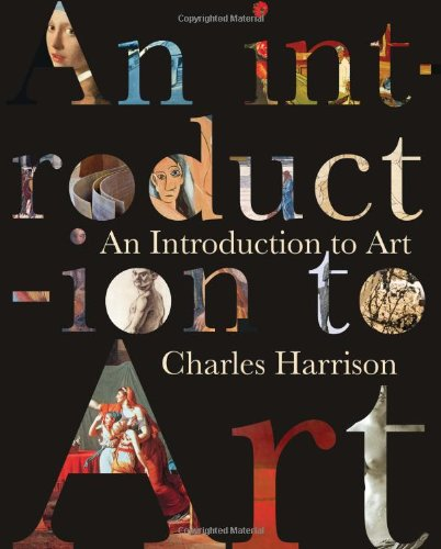 Book cover for An Introduction to Art