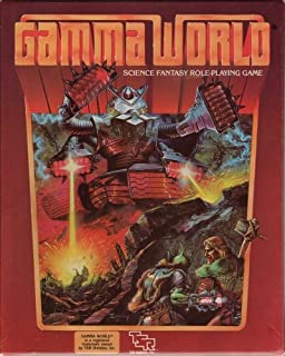 Gamma World Rpg Pdf