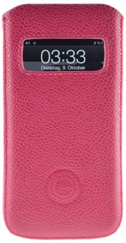 Galeli G-IP5CLAS-03 Classic Case für Apple iPhone 5 pink Havyar