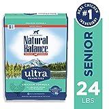 Natural Balance Original Ultra Senior Dry Dog Food...