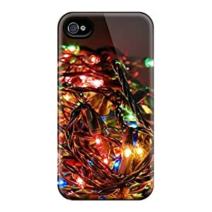 Slim New Design Hard Case For Iphone 4/4s Case Cover - Fea2253Vpht