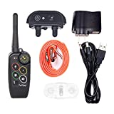 PetSpy-Premium-Dog-Training-Shock-Collar-for-Dogs-with-Vibration-Shock-and-Beep-Rechargeable-and-Waterproof-E-Collar-Best-Remote-Trainer