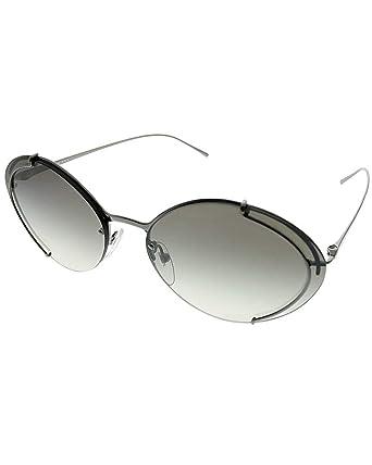 Amazon.com: Gafas de sol Prada PR 60 US 5AV5O0 GUNMETAL ...