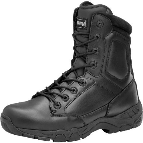 Magnum Adults Unisex Viper Pro 8.0 Waterproof Boots (10 US) (Black)