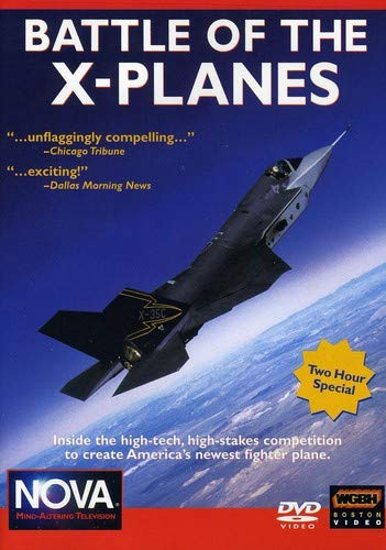 NOVA: Battle of the X-Planes by WGBH Boston Video