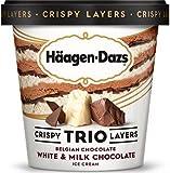Häagen-Dazs TRIO Triple Chocolate, 14 Oz Pint (8 Count)