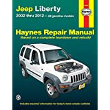 Jeep Liberty 2002 thru 2012: All gasoline models