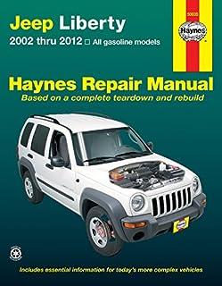 amazon com chilton 40400 jeep liberty repair manual 2002 2012 rh amazon com Jeep Liberty Exhaust Diagram 2008 Jeep Liberty Kk