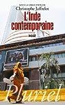 L'Inde contemporaine par Jaffrelot