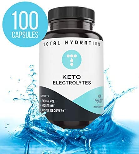Keto Electrolytes Plant Based Keto Electrolyte Supplement Hydration Multiplier Potassium Magnesium Supplement Keto Salts Electrolyte Tablets 100 Vegan Friendly Electrolyte Pills