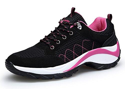 DAFENP Donna Sneakers Scarpe da Ginnastica Corsa Sportive Fitness Running Basse Interior Casual all'Aperto