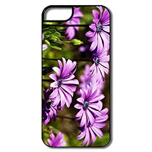 IPhone 5S Cases, Flowers Italy White/black Protector For IPhone 5S