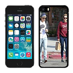 Beautiful Designed Cover Case With Alicia Cargile Kristen Stewart Friends Town Street For iPhone 5C Phone Case