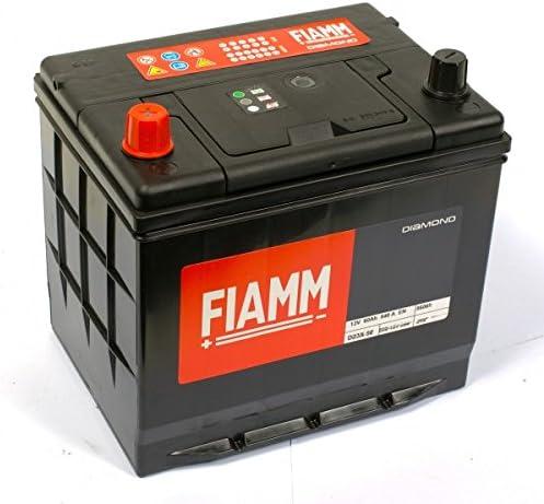 Batterie d/émarrage fiamm 12v 60ah 540a