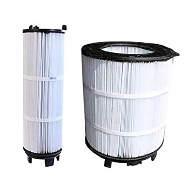 Sta-Rite 25021-0224S + 25022-0225S Full System 3 Pool Replacement Filter S8M500 : Garden & Outdoor