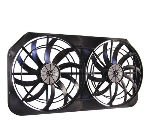 Maradyne MM22KX Mach Two Extreme 16 225W Dual Truck Fan