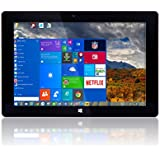 10 Windows 10 by Fusion5 Ultra Slim Design Windows Tablet PC - 32GB Storage, 2GB RAM - Complete with Touch Screen, Dual Camera, Bluetooth Tablet PC