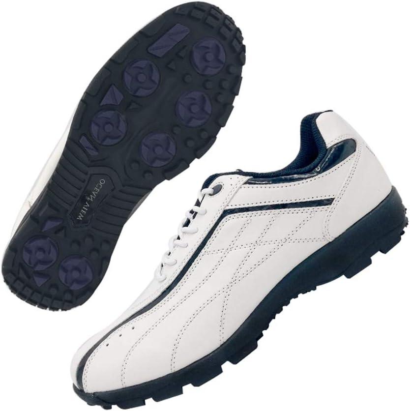 Zapatos de golf profesionales for hombres, zapatillas cuero ...