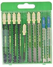 HIKOKI 750049 Leverans av handverktyg och tillbehör, sågblad, 10 st