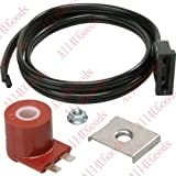 COIL For 5/8  Suction Line REVERSING VALVE - 24V HVAC Refrigerant Heap Pump Applications Solenoid