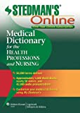 img - for Stedman's Medical Dictionary for the Health Professions and Nursing Online book / textbook / text book