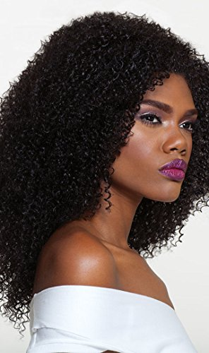 Outre Synthetic Half Wig Quick Weave Big Beautiful Hair 3C Whirly