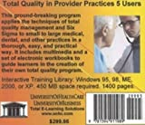 Total Quality in Provider Practices 5 Users, Farb, Daniel and Gordon, Bruce, 1594911983