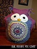 Owl Instant Pot Cover
