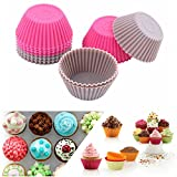 [Free Shipping] 12 PCS Round Silicone Muffin Cup Cupcake Mold Jelly Pudding Mould // 12 pcs silicone ronde moule à muffins petit gâteau moule pudding de gelée moule