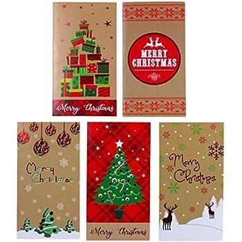 Amazon Com American Greetings Christmas Gift Card Holder Christmas