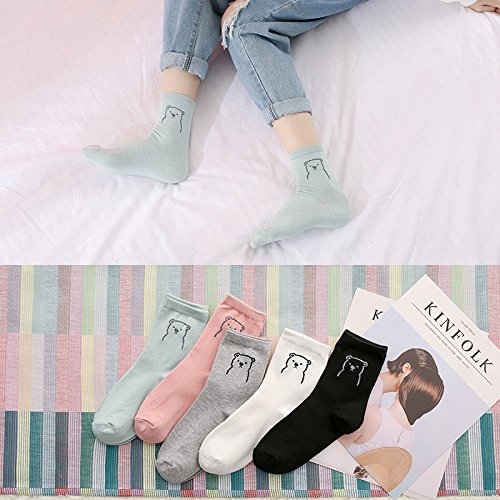 New personality small collar cotton socks Ms. Crystal glass wool stockings invisible socks bottom card Nat Sea Wool