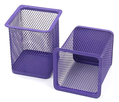 EasyPAG Square Pencil Holder Purple product image