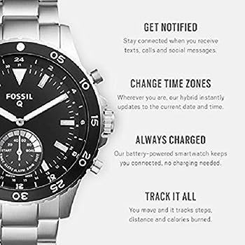 Reloj Fossil para Hombre FTW1126: Amazon.es: Relojes
