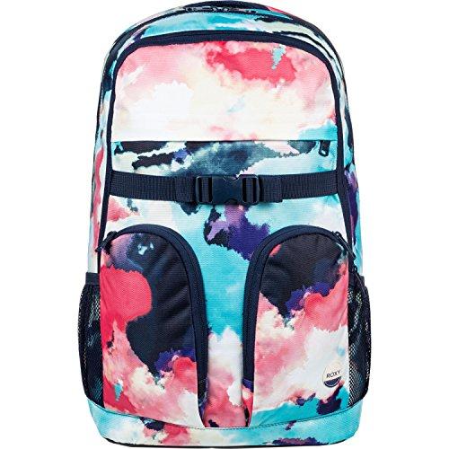 Roxy Laptop Backpacks (ROXY Take It Slow Backpack Cloud Nine ERJBP03545-BGF6 School Bag ROXY Bags)