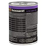 Merrick Backcountry Grain Free Wet Dog Food Alpine