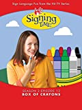 Signing Time Season 2 Episode 12: Box of Crayons