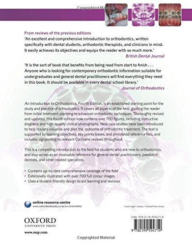 Introduction To Orthodontics Pdf